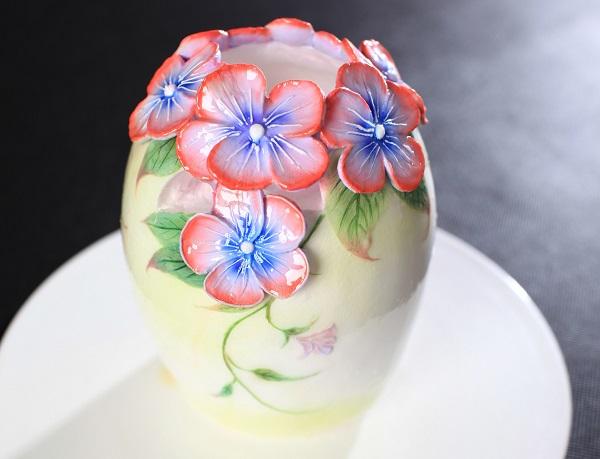 研发陶艺蛋糕