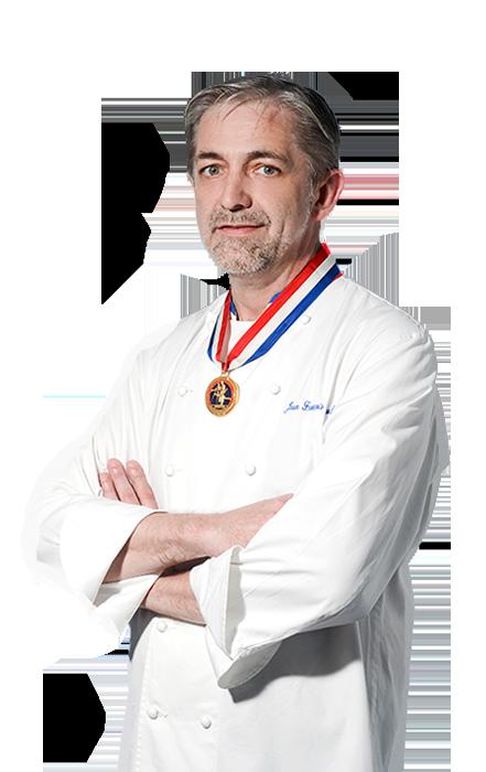 Arnaud-法国甜点MOF