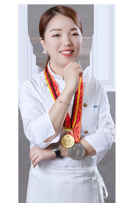 郭小粉 烹饪世界冠军