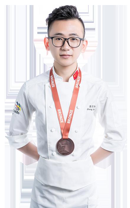 张子阳-烘焙冠军