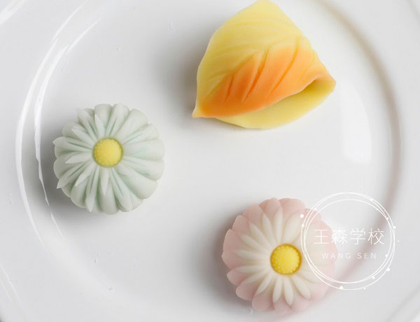 日式和菓子有哪些,苏州咖啡西点培训班带你了解
